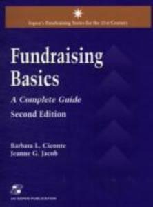 Fund Raising Basics als Taschenbuch