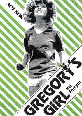 Gregory's Girl als Buch (kartoniert)