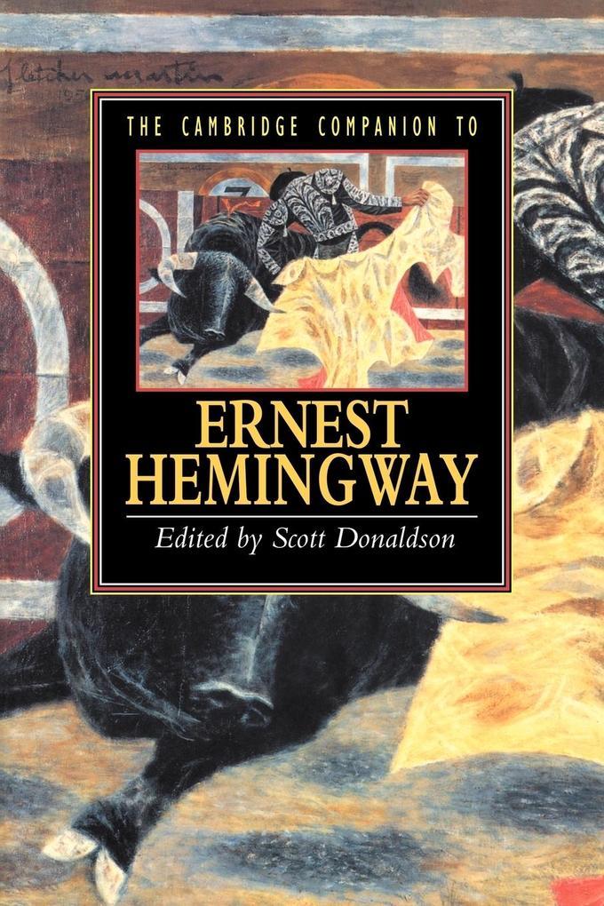 The Cambridge Companion to Hemingway als Buch (kartoniert)