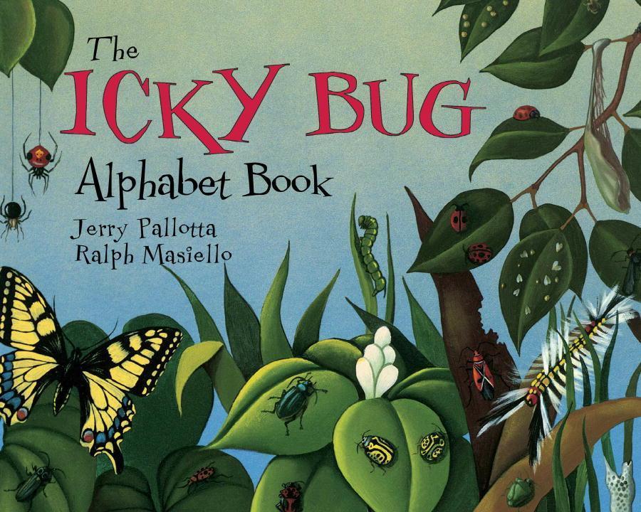 The Icky Bug Alphabet Book als Taschenbuch