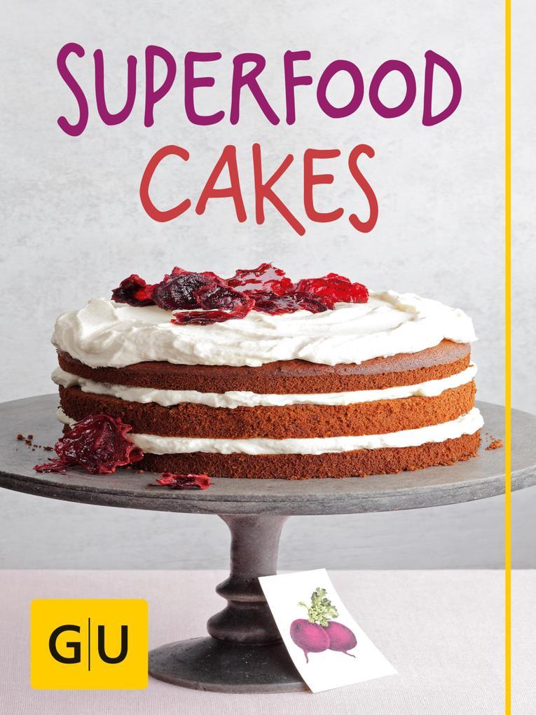 Superfood Cakes als eBook epub