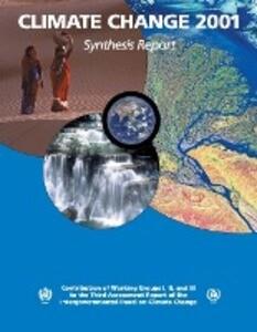 Climate Change 2001 als Buch (kartoniert)
