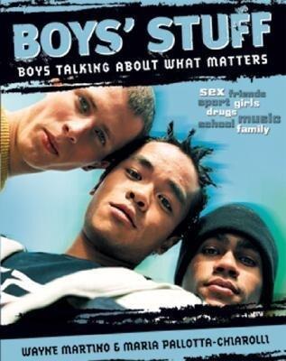 Boys' Stuff: Boys Talking about What Matters als Taschenbuch