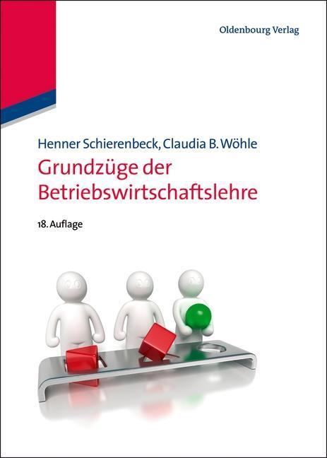 Grundzüge der Betriebswirtschaftslehre als eBook pdf