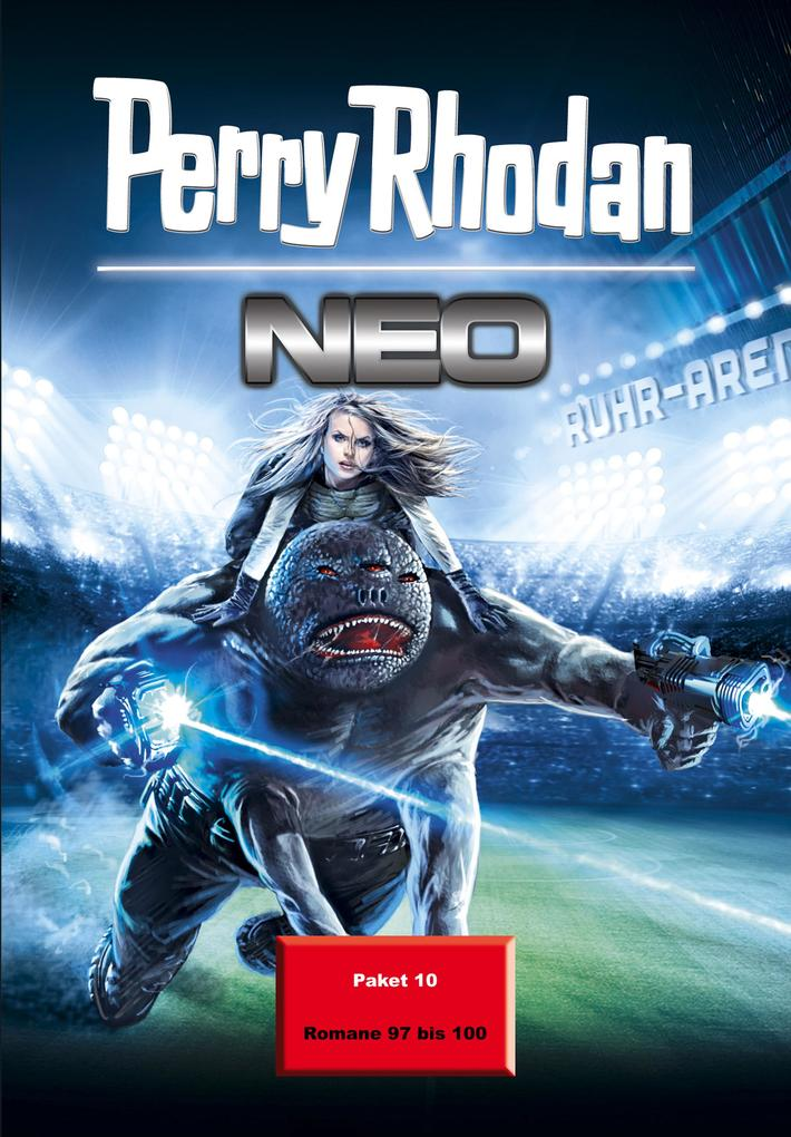Perry Rhodan Neo Paket 10 als eBook epub
