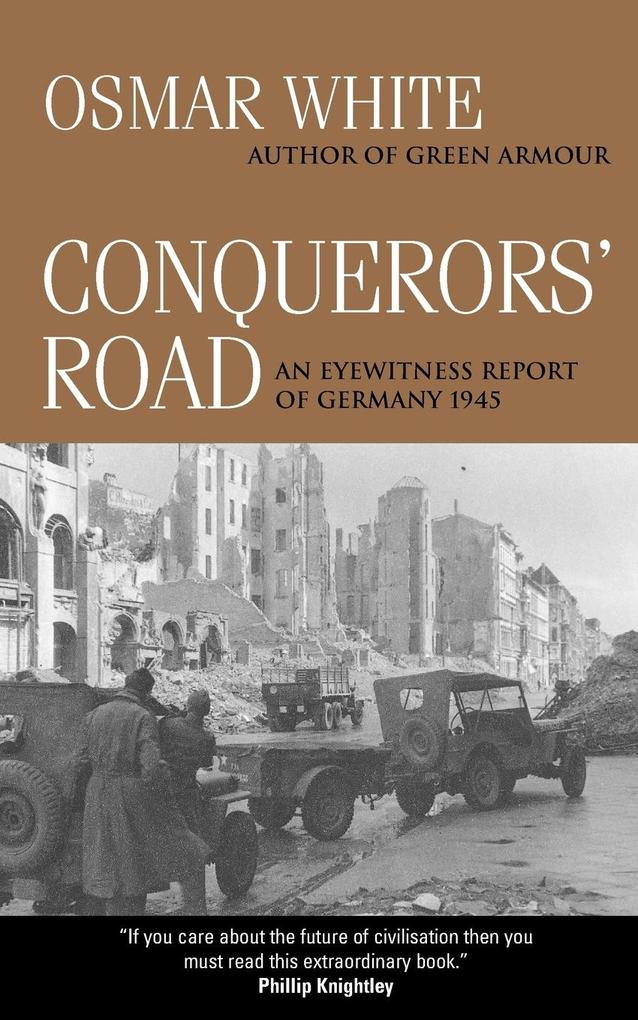 Conquerors' Road als Buch (kartoniert)
