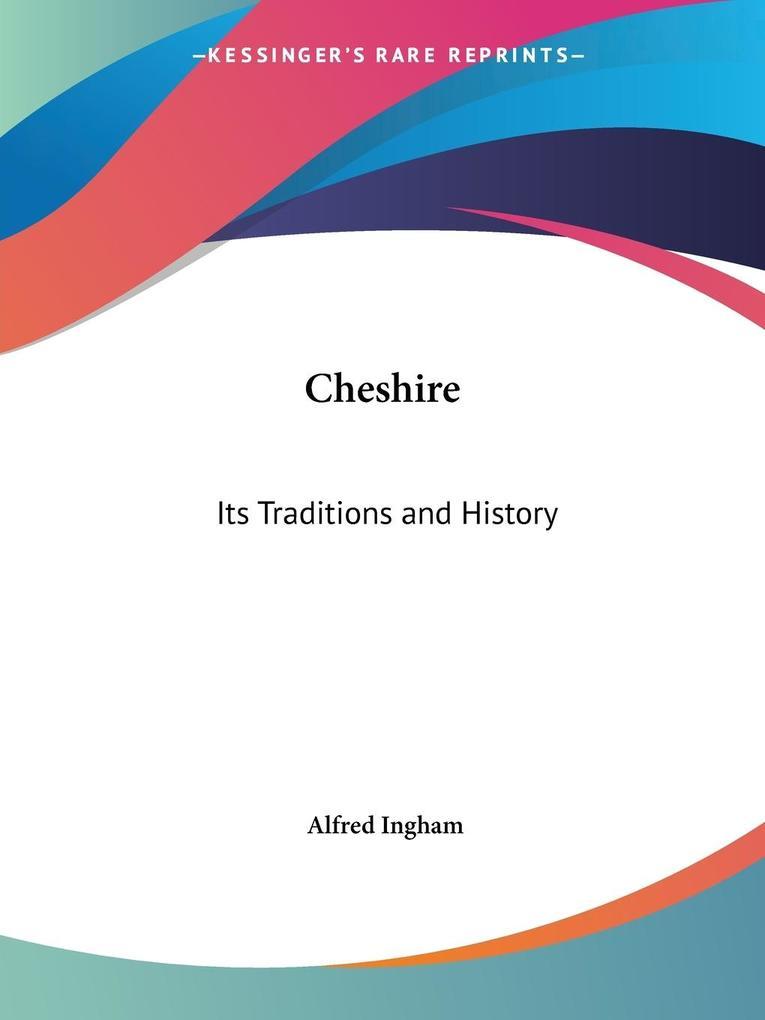 Cheshire als Taschenbuch