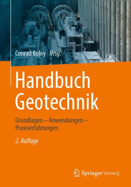 Handbuch Geotechnik als Buch (gebunden)