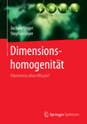 Dimensionshomogenität