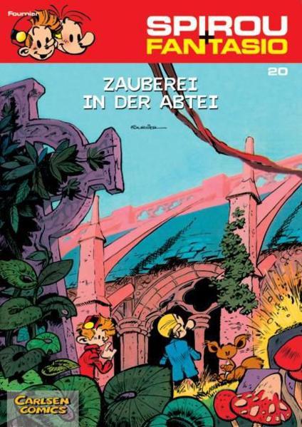Spirou und Fantasio 20. Zauberei in der Abtei als Buch (kartoniert)