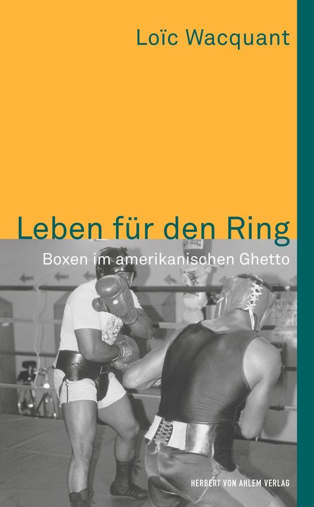 Leben für den Ring als Buch (kartoniert)