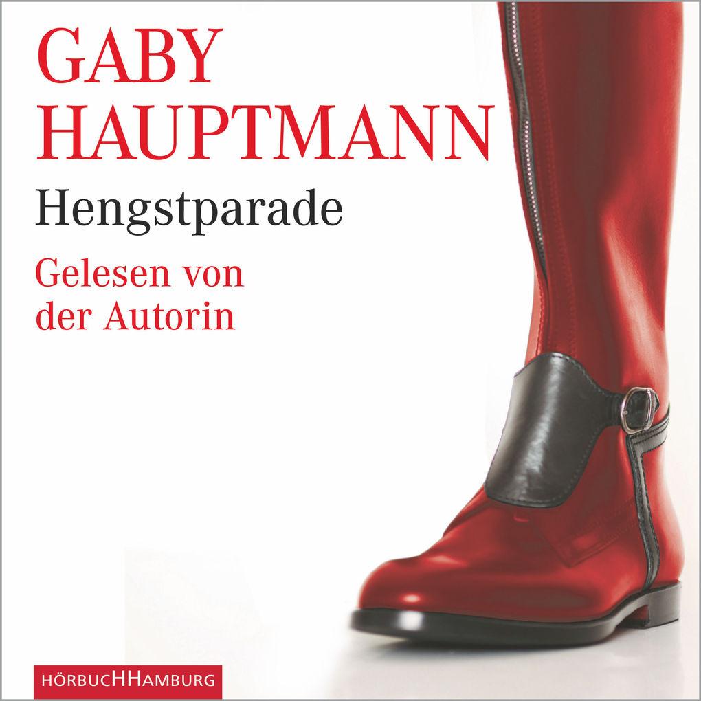 Hengstparade als Hörbuch Download