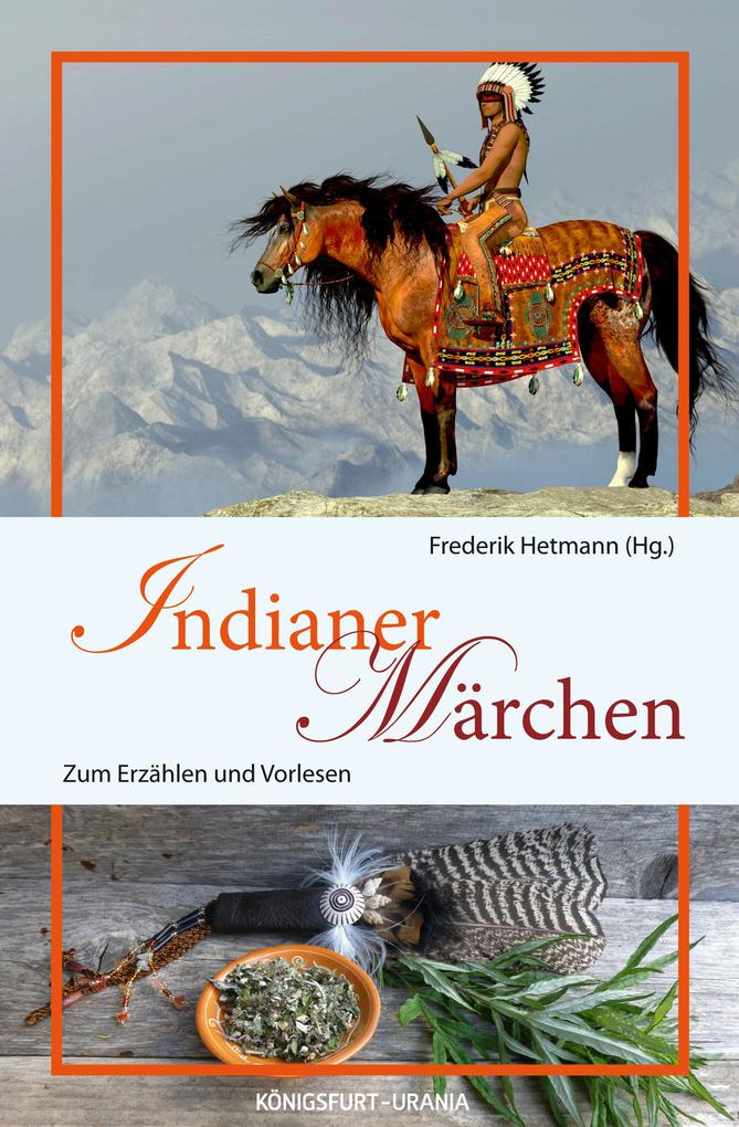 Indianer-Märchen als eBook epub