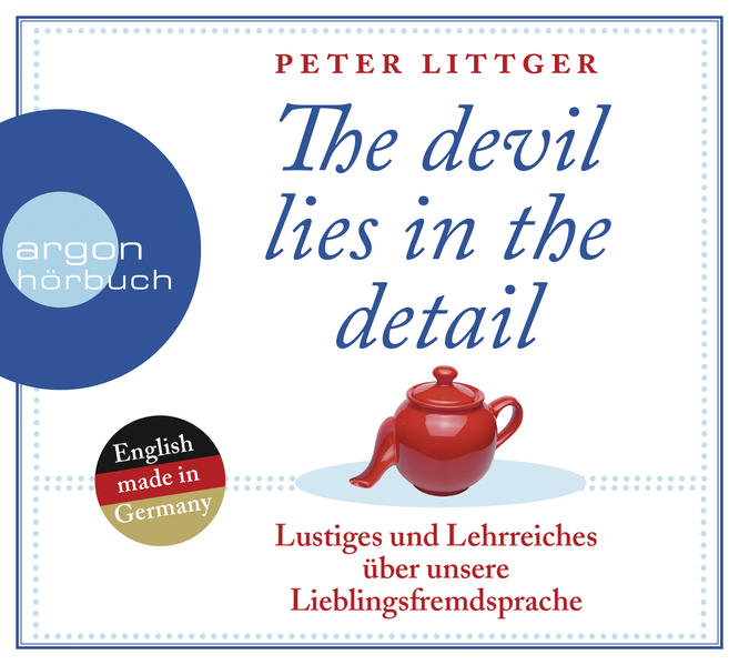 The devil lies in the detail als Hörbuch