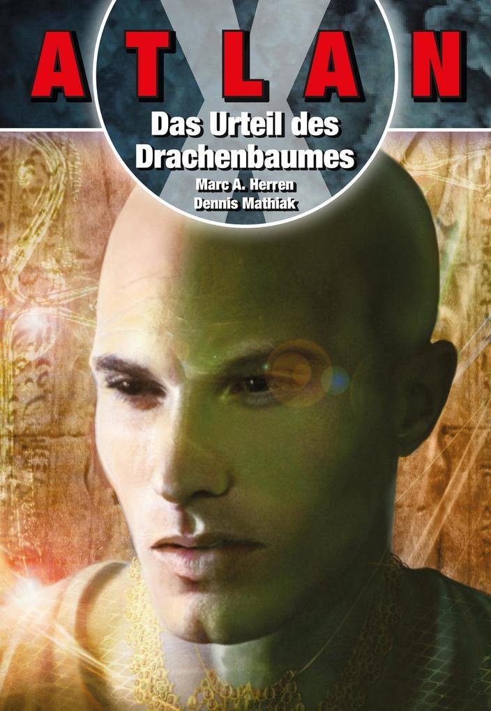 ATLAN X Tamaran 3: Das Urteil des Drachenbaumes als eBook epub
