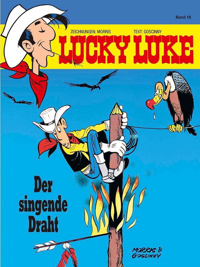 Lucky Luke 18 als eBook
