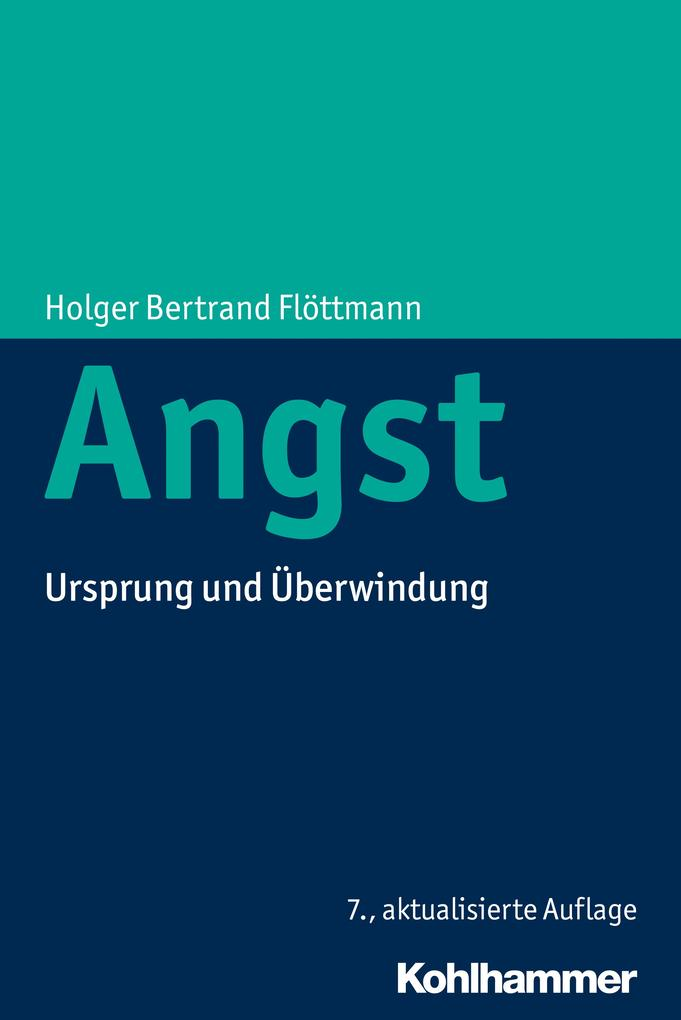 Angst als eBook epub