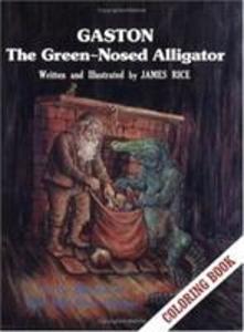 Gaston (R) the Green-Nosed Alligator Coloring Book als Taschenbuch