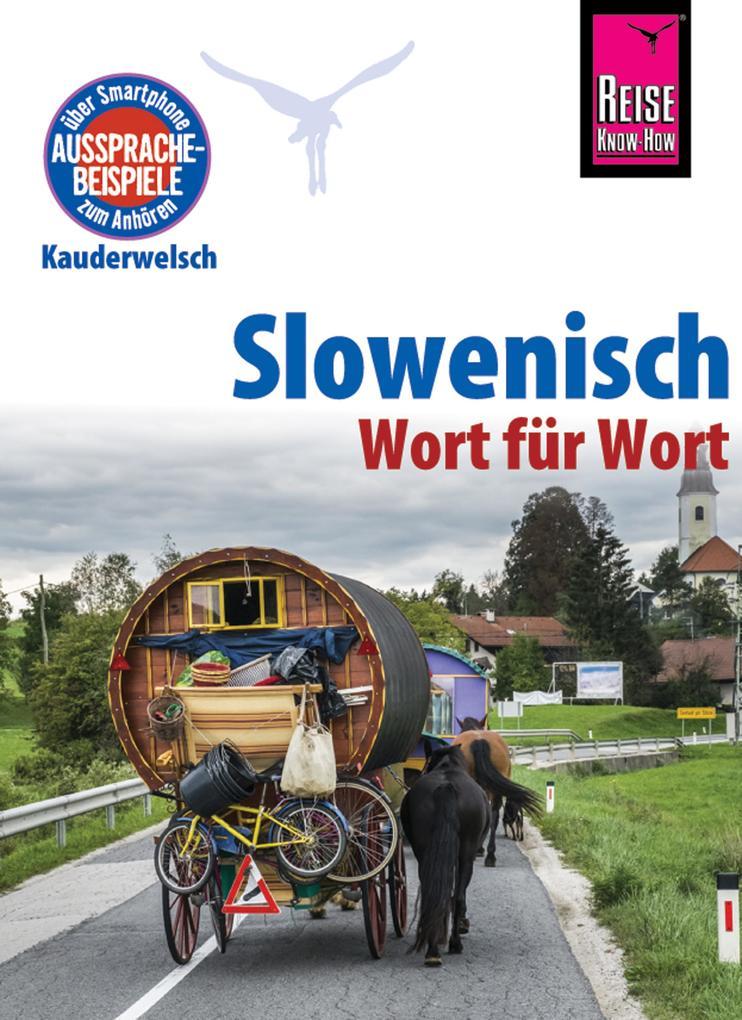 Slowenisch - Wort für Wort als eBook epub