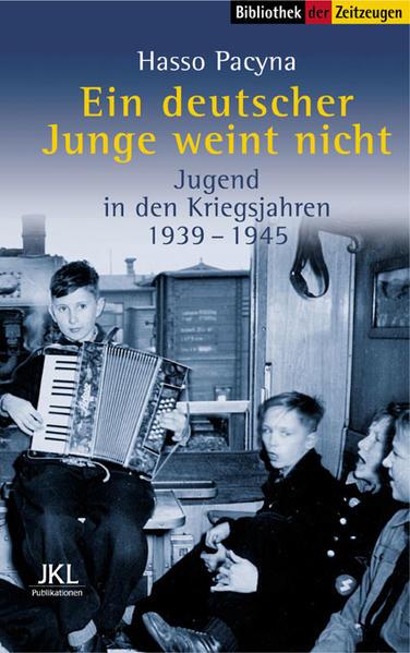 Ein deutscher Junge weint nicht als Buch (kartoniert)