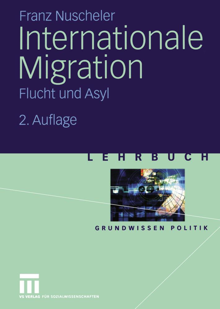 Internationale Migration als Buch (kartoniert)