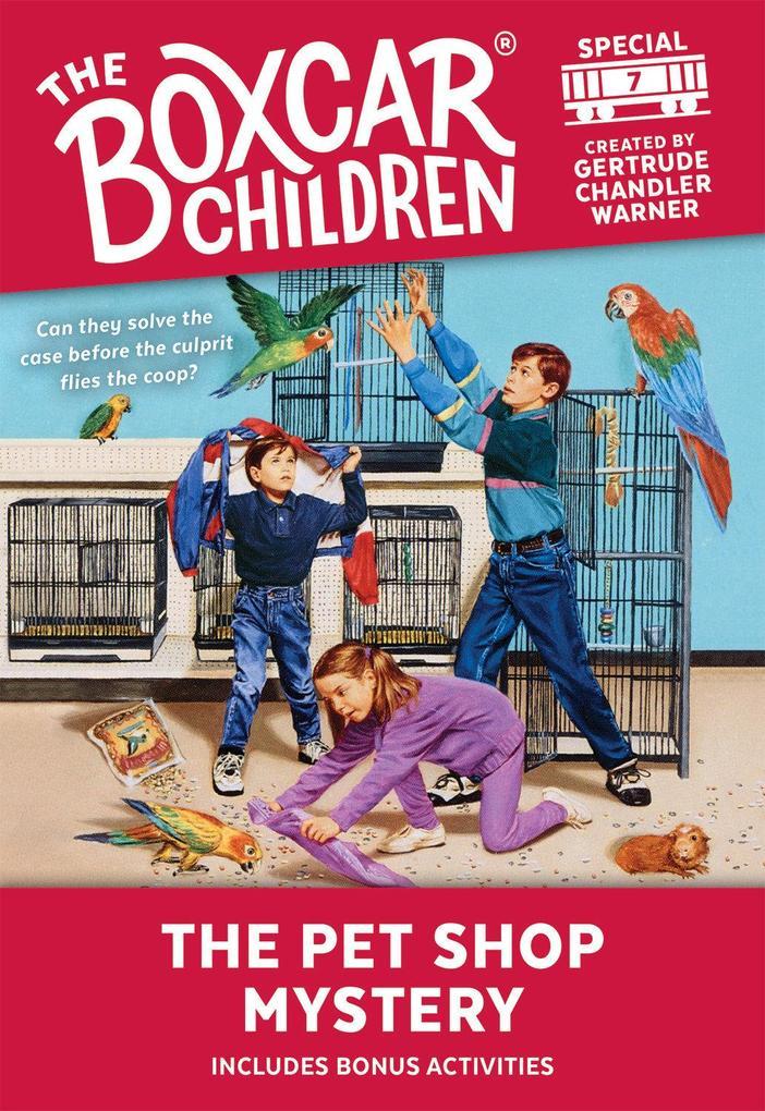 The Pet Shop Mystery, 7 als Taschenbuch