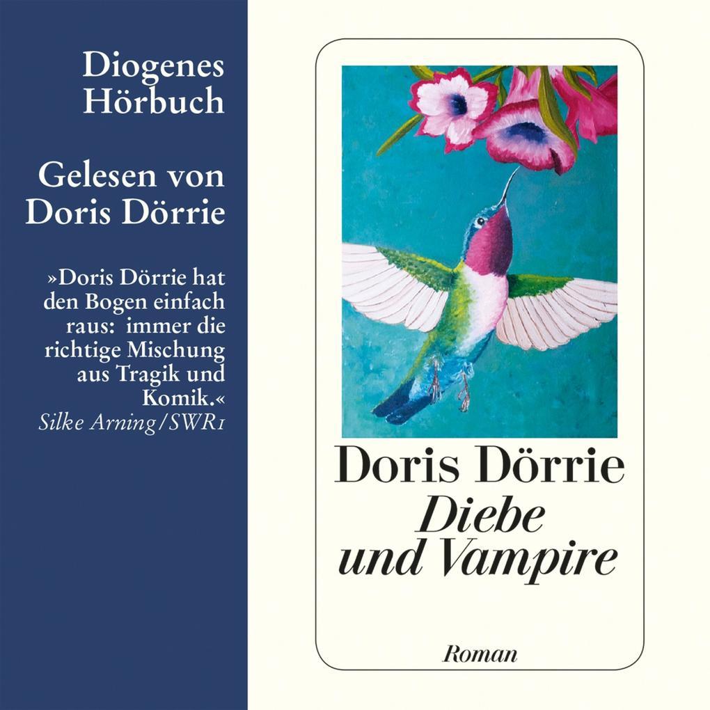 Diebe und Vampire als Hörbuch Download