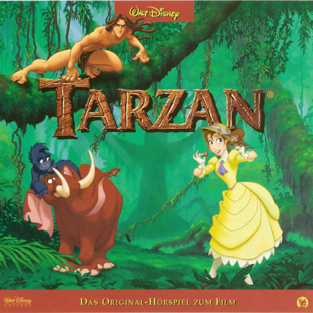 Disney - Tarzan als Hörbuch Download
