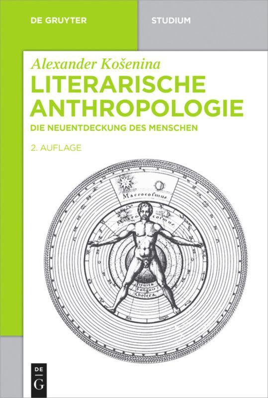 Literarische Anthropologie als Buch (kartoniert)