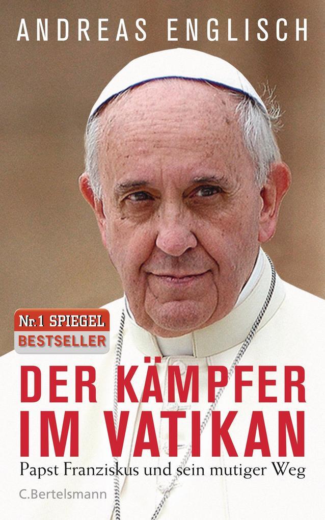 Der Kämpfer im Vatikan als Buch (gebunden)