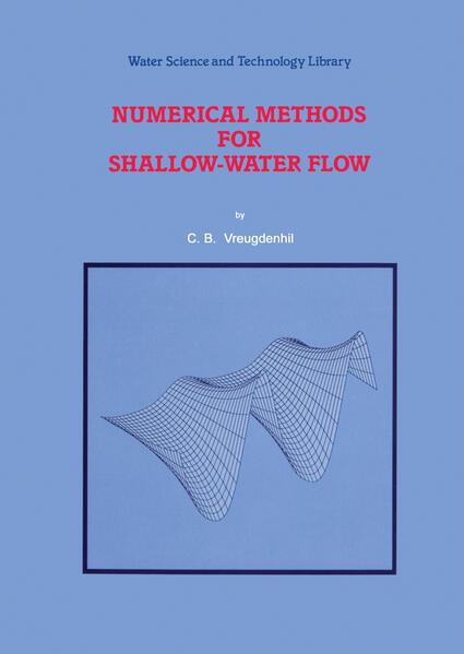 Numerical Methods for Shallow-Water Flow als Buch (gebunden)