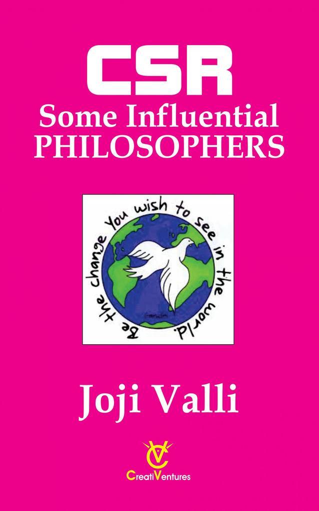 CSR: Some Influential PHILOSOPHERS als eBook epub