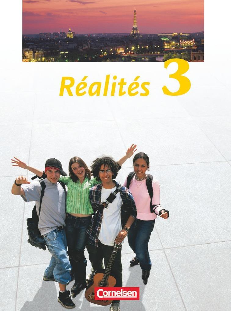 Realites 3. Nouvelle Edition als Buch (gebunden)