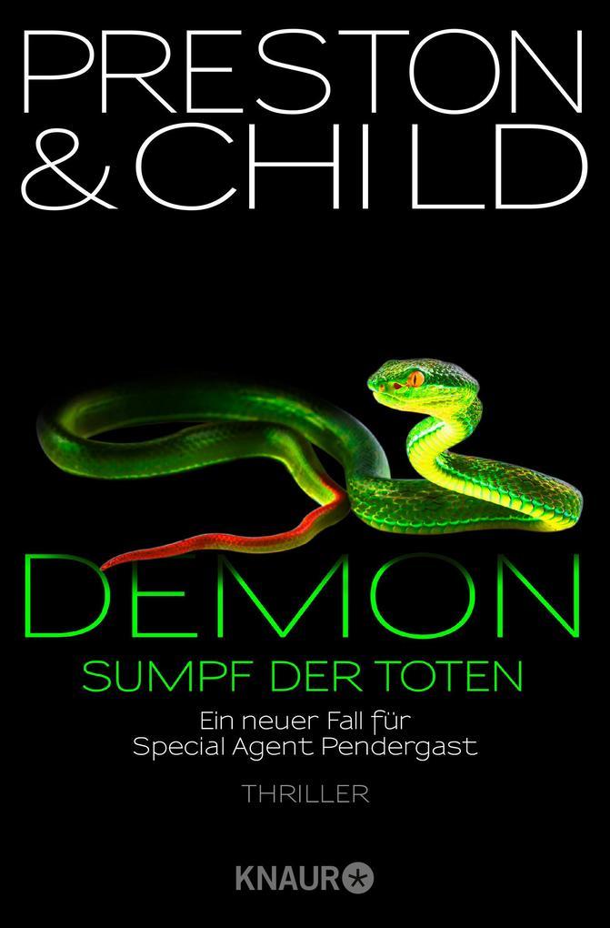 Demon - Sumpf der Toten als Taschenbuch