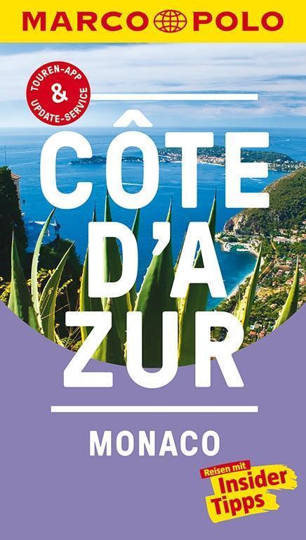 MARCO POLO Reiseführer Cote d'Azur, Monaco als Buch
