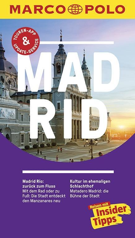 MARCO POLO Reiseführer Madrid als Buch (kartoniert)