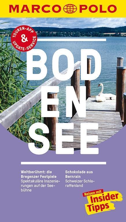 MARCO POLO Reiseführer Bodensee als Buch (kartoniert)