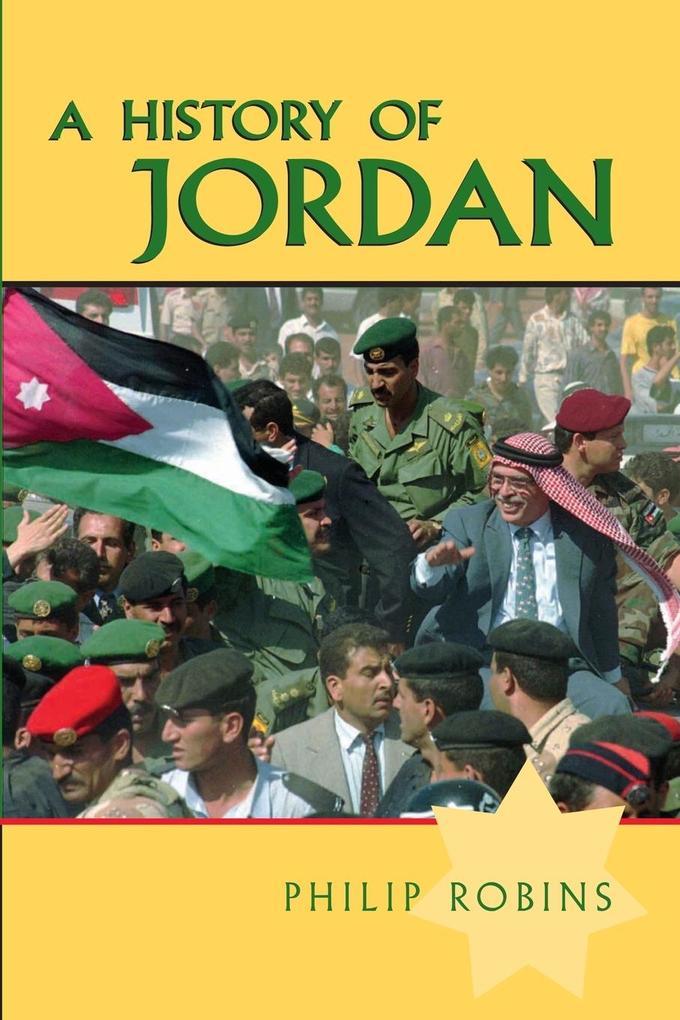 A History of Jordan als Buch (kartoniert)