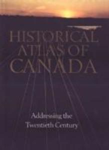 Historical Atlas of Canada als Buch (gebunden)