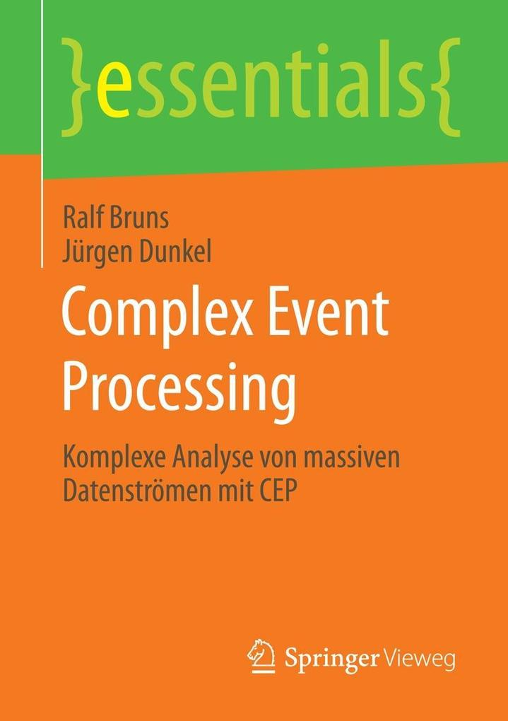 Complex Event Processing als eBook pdf
