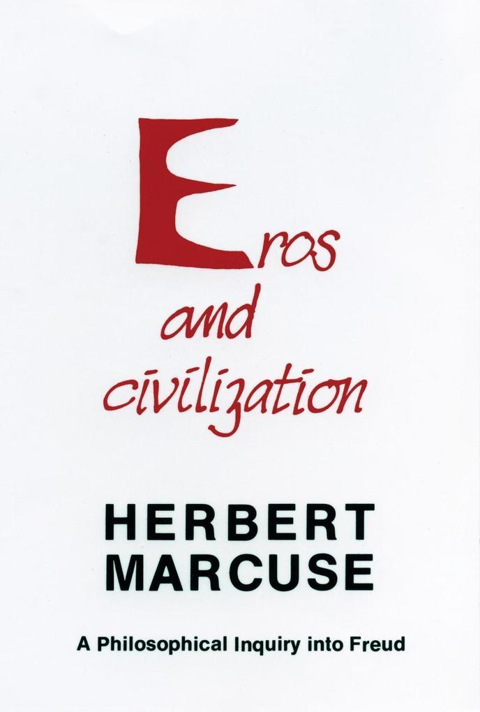 Eros and Civilization als eBook epub