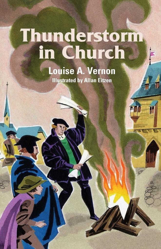 Thunderstorm in Church als Taschenbuch