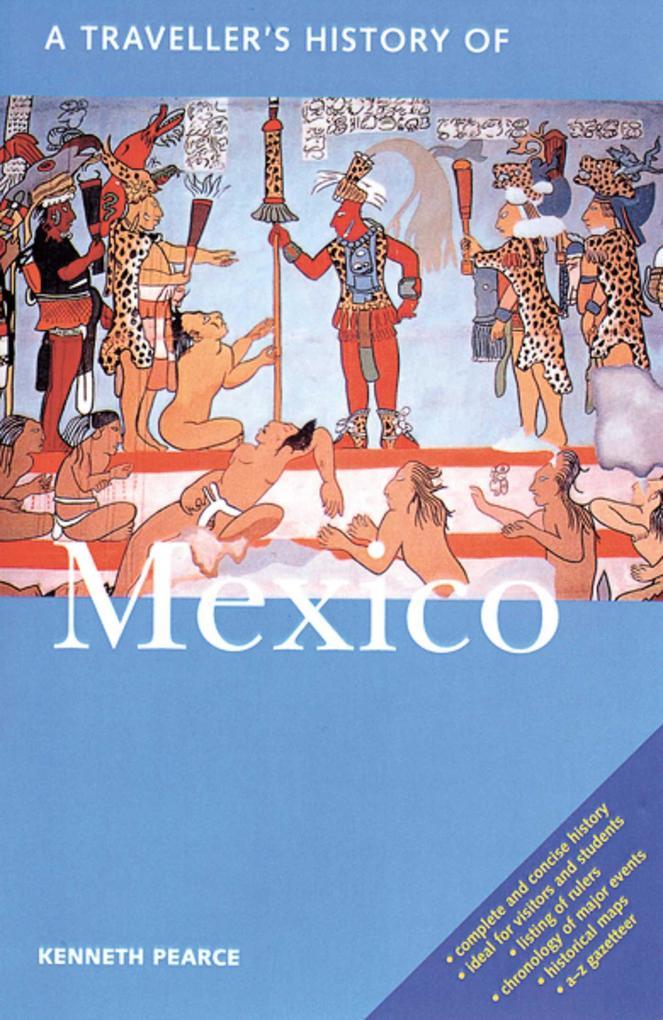 Traveler's History of Mexico als Taschenbuch