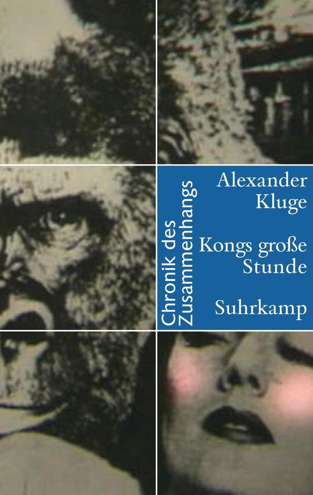 Kongs große Stunde als eBook epub