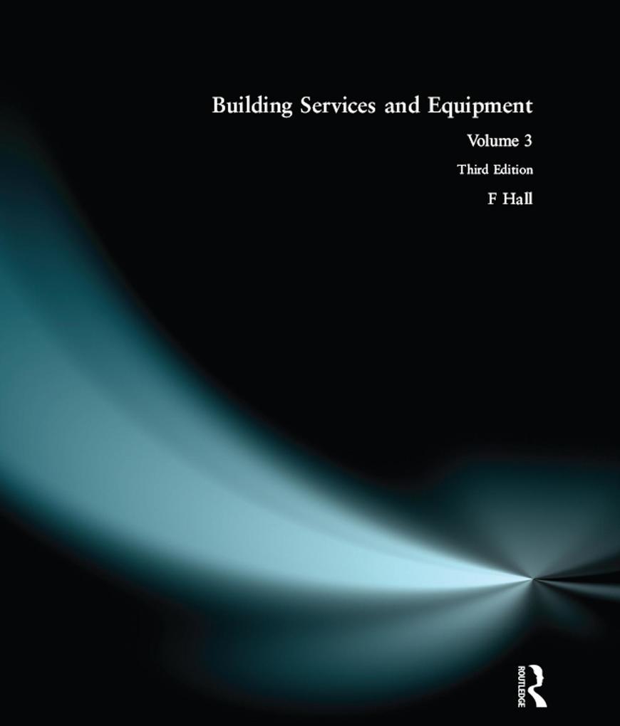 Building Services and Equipment als eBook epub