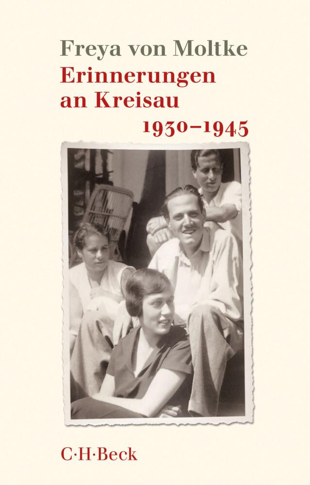 Erinnerungen an Kreisau 1930-1945 als Taschenbuch