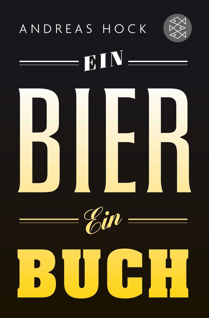 Ein Bier. Ein Buch. als Taschenbuch