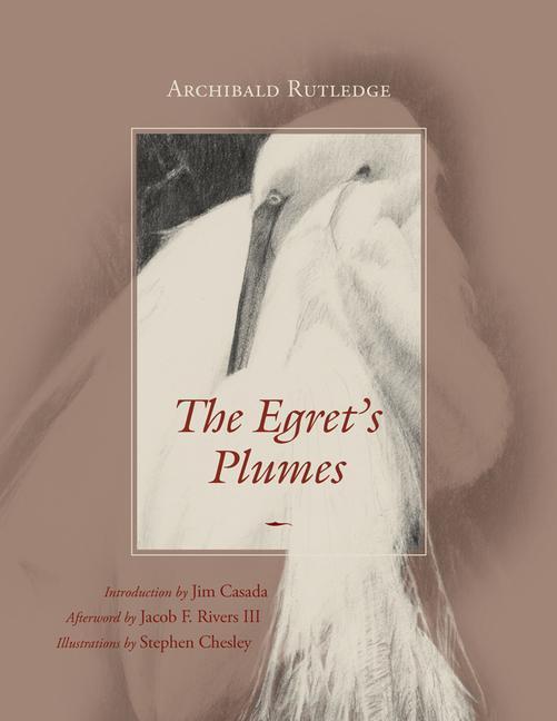 The Egret's Plumes als Buch (gebunden)