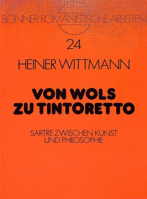 Von Wols zu Tintoretto als Buch (kartoniert)