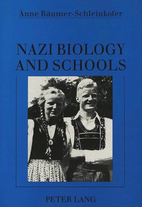 Nazi Biology and Schools als Buch (kartoniert)